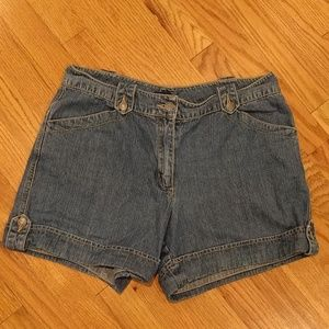 New York & Company denim shorts